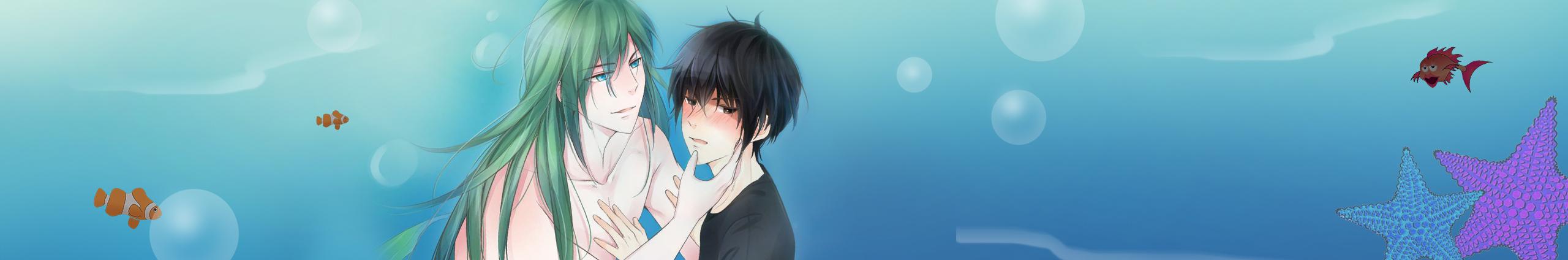 A Merman รักนี้สีน้ำทะเล