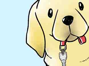 ตอนที่ 43 : ครูฝึกสอนสุนัขดูแลผู้พิการ