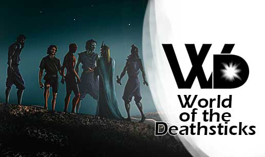 World of the Deathsticks ไม้แห่งความตาย