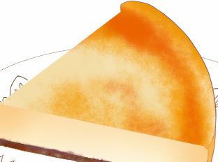 EP036 ชีสเค้กกับสีน้ำตาลแดง