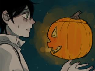 Chapter 62 : Halloween Horror (3)