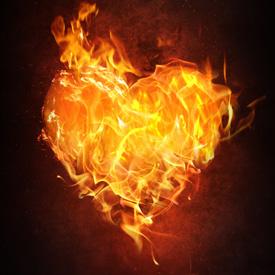 จ้าวหัวใจ...ไฟเสน่หา